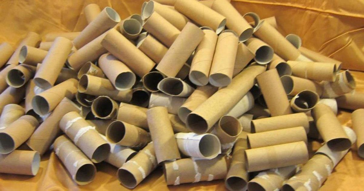 35 Ways To Use Toilet Paper Rolls