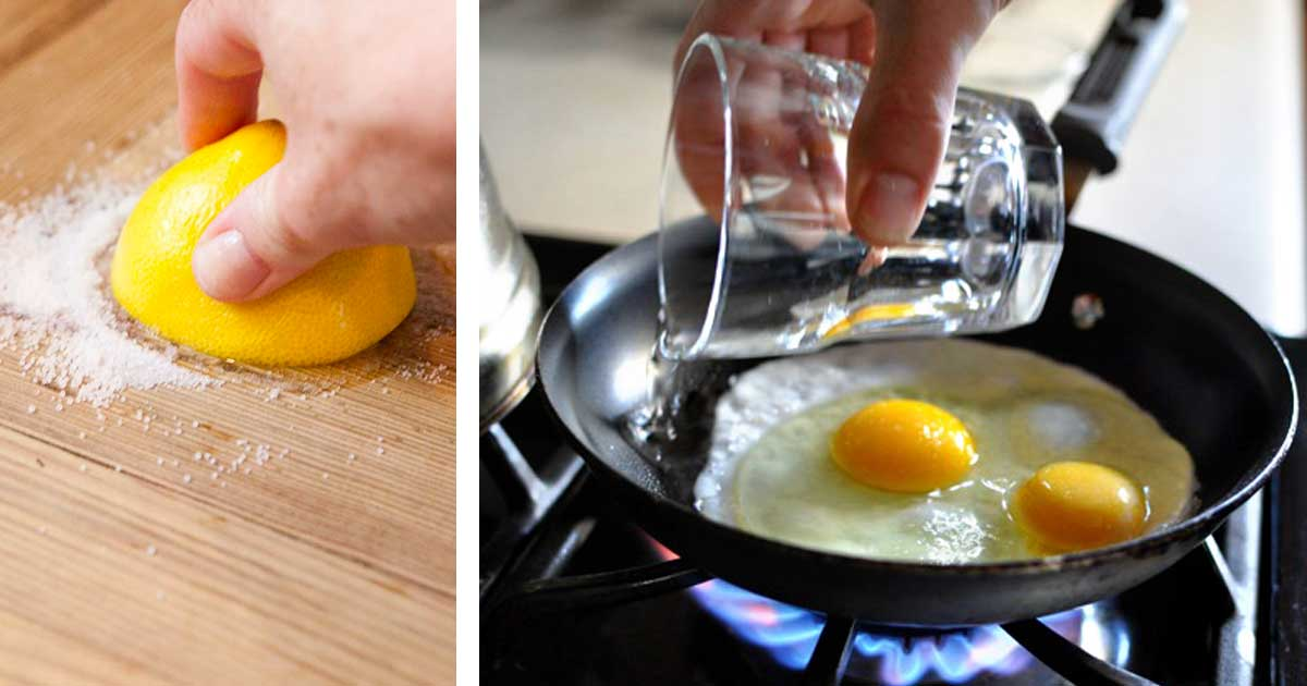 Master Chef Shares The 40 Best Kitchen Hacks He's Ever Learned - Cooking Just Got Easier