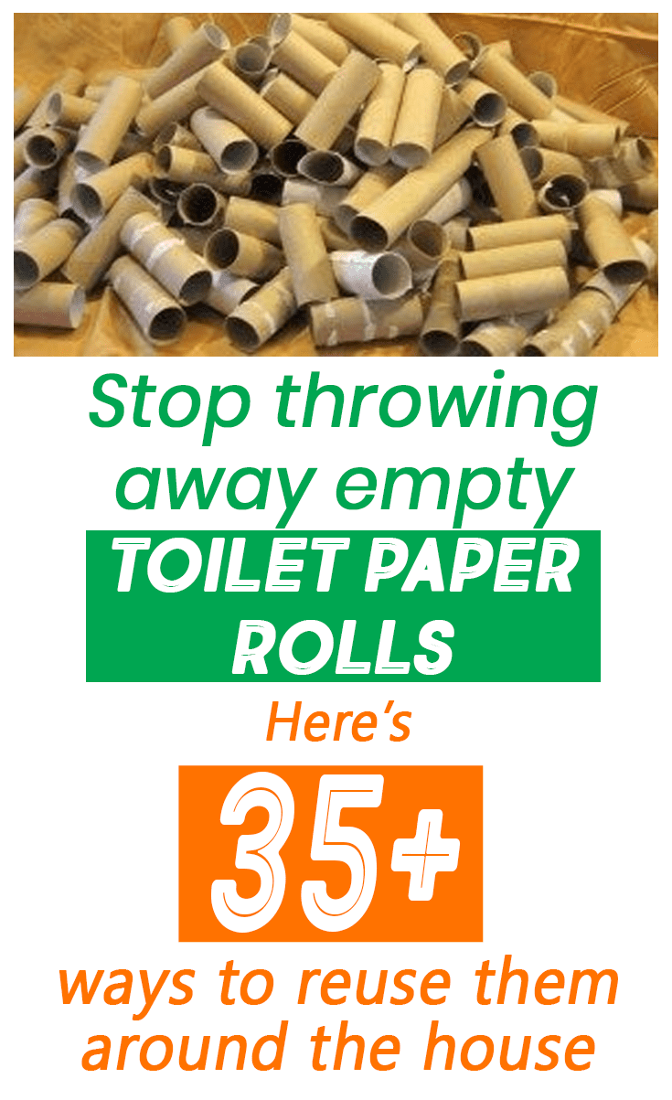 35+ Brilliant Ideas To Upcycle Old Toilet Paper Rolls
