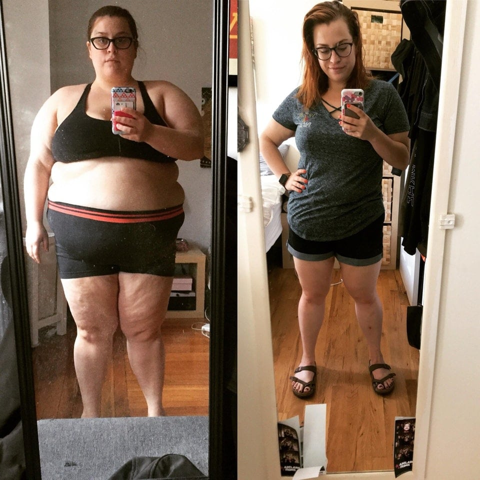 Woman Makes These Few Simple Changes & Drops 100 Lbs