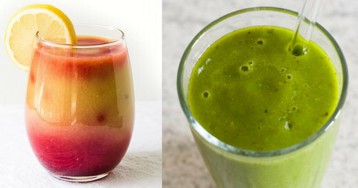 10 Juice And Smoothie Recipes To Remove Excess Bulk
