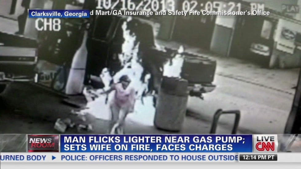 gas-station-wife-fire-charges-lighter