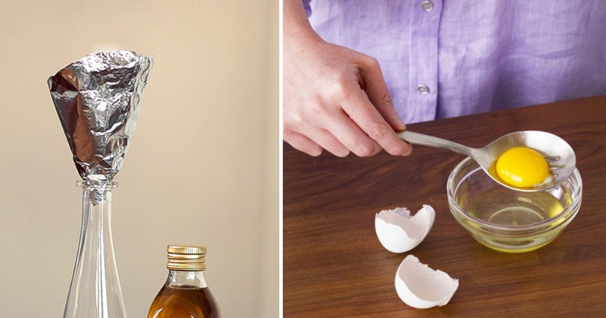 35 Alternatives To Expensive Kitchen Gadgets