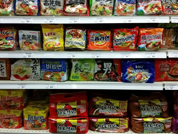 Here Are 25 Things To Buy At The Asian Supermarket And 25