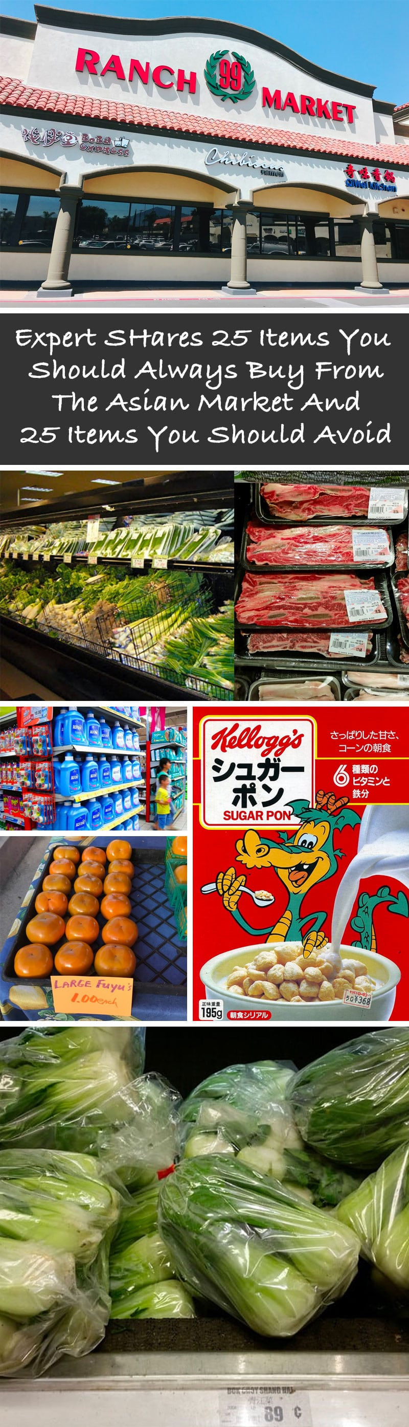 Here Are 25 Things To Buy At The Asian Supermarket (And 25