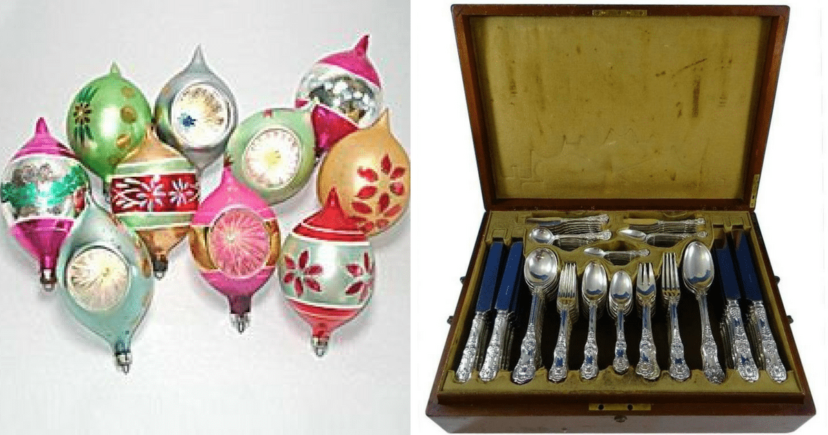 15 Things In Your Attic That Could Be Valuable Antiques