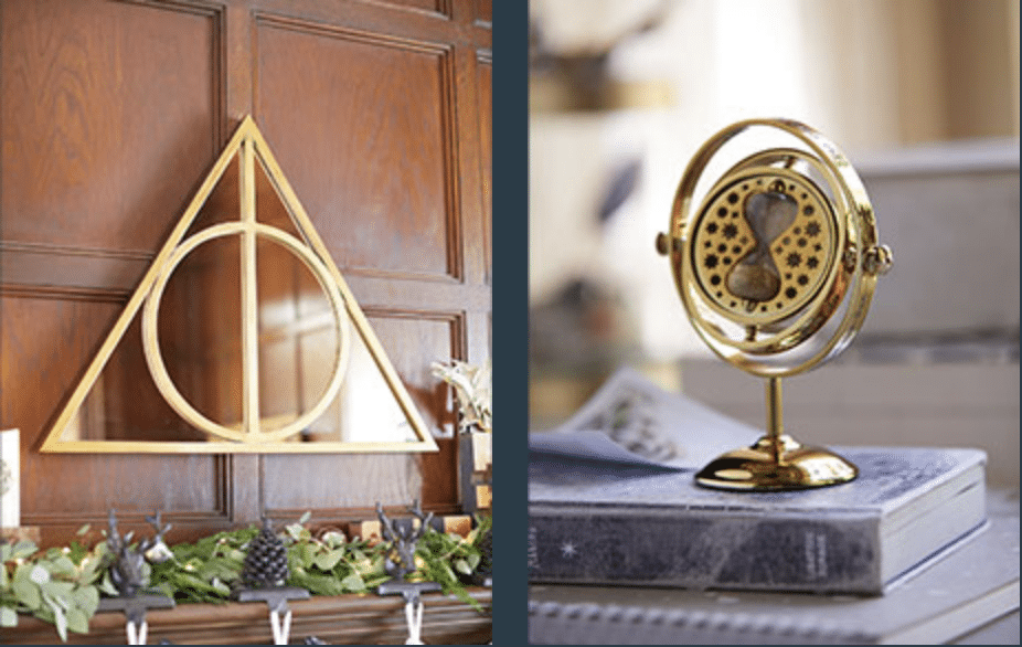 Pottery Barn Releases Adorable Harry Potter Line