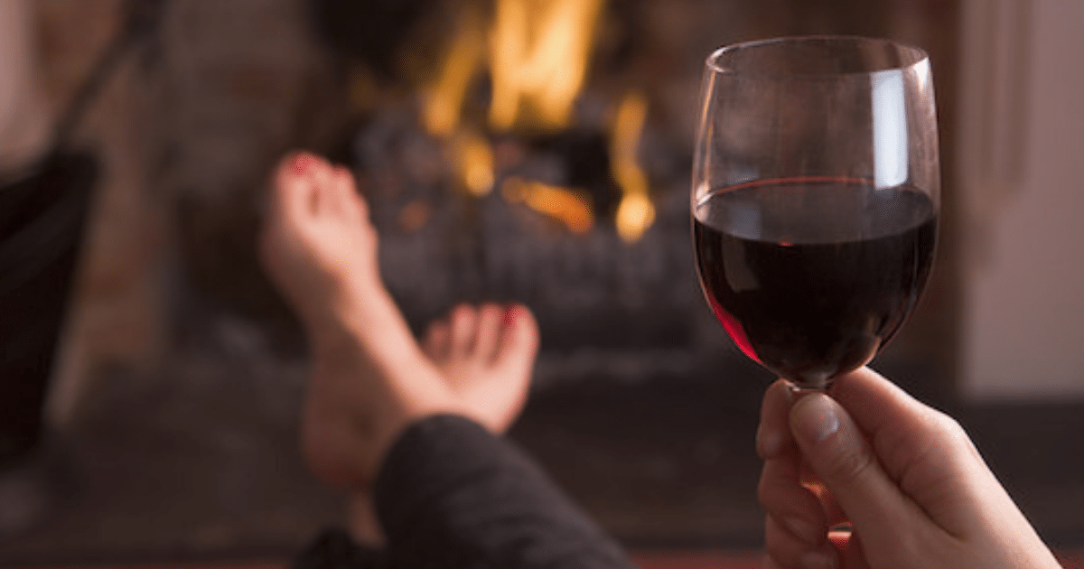 Drinking Wine Before Bed Can Help You Lose Weight