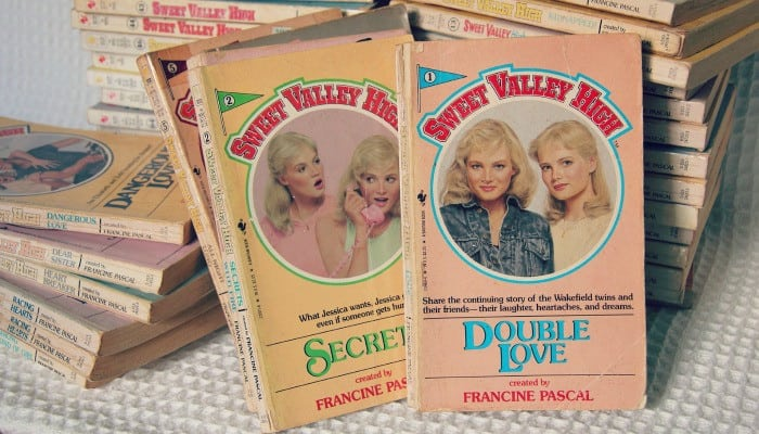 sweet-valley-high-books