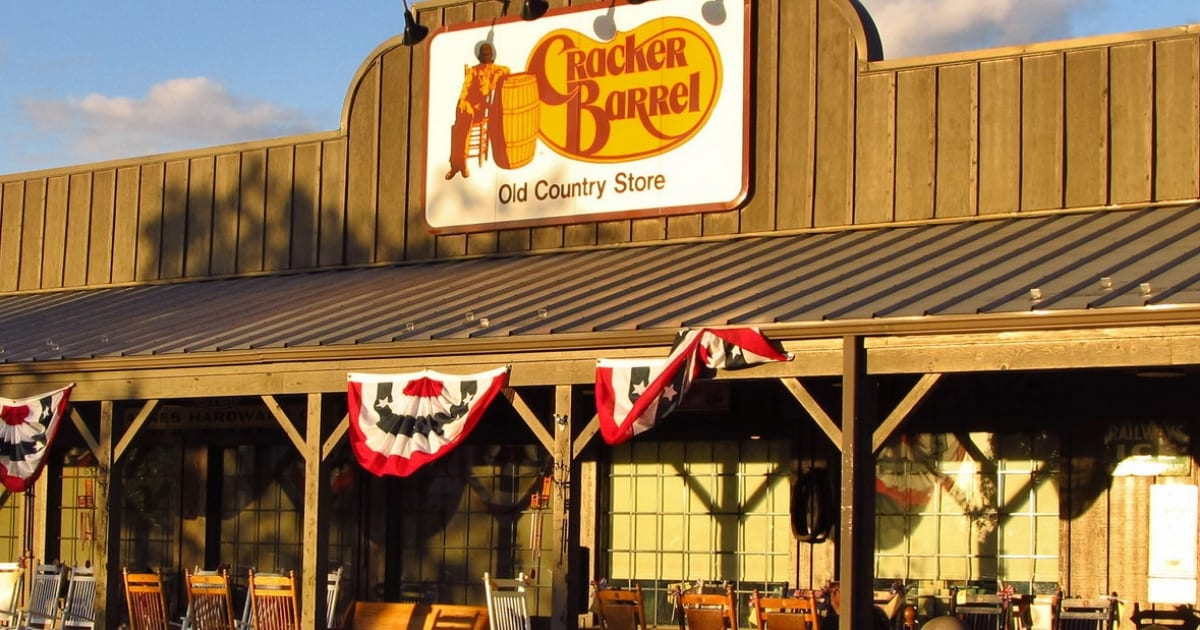 cracker barrel store 12