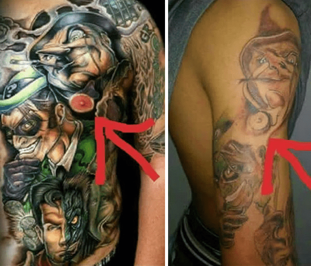 35 Tattoo Fails Try Not To Laugh At Them