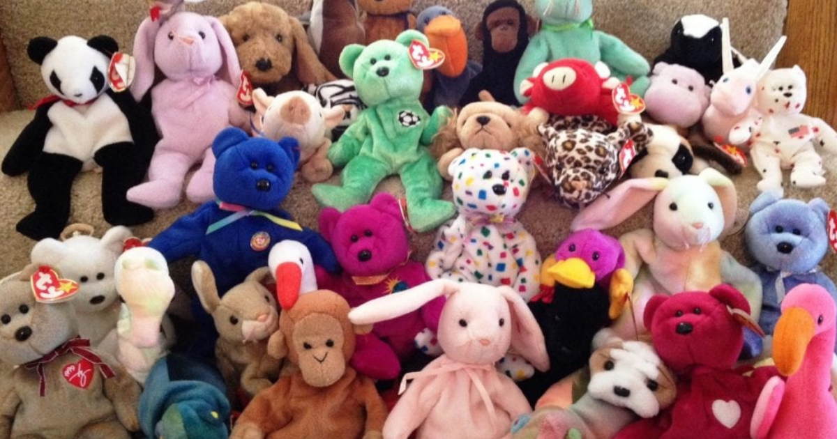 20 Valuable Beanie Babies That Are Worth A Fortune 463676d7b92