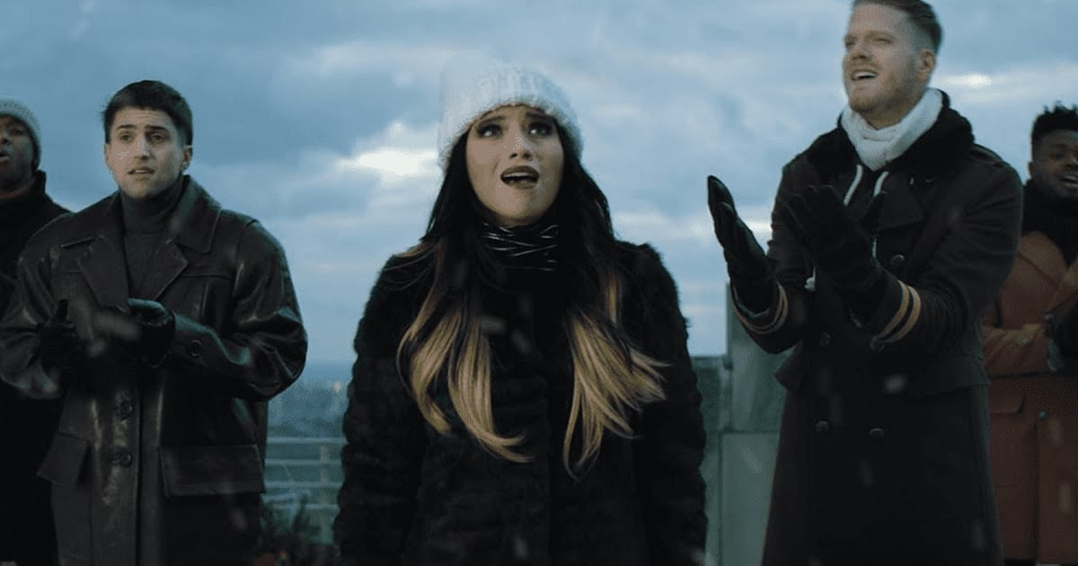 Pentatonix Christmas Youtube.Pentatonix Releases Brand New Christmas Song