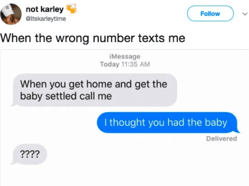 40+ Of The Most Hilarious Texts Sent In 2018 That Are Way Too Funny