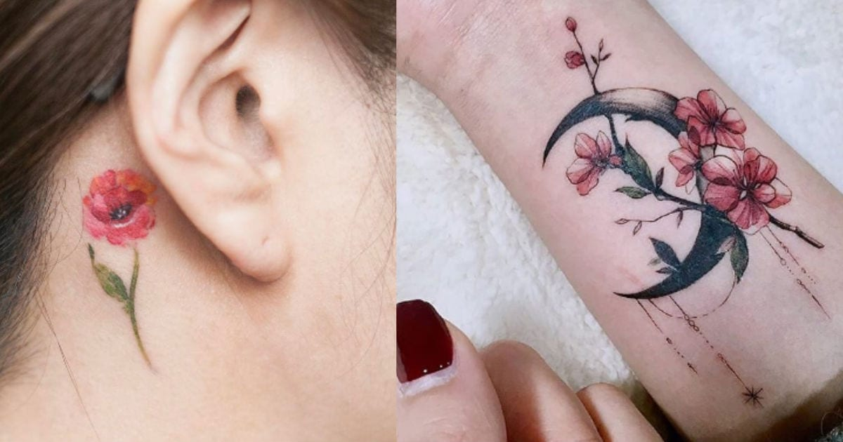 30 Beautiful Tattoos That Are The Ideal Balance Of Bold And