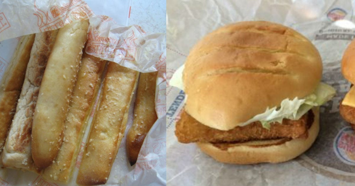 Fast food employees share the items you should never order from 50+