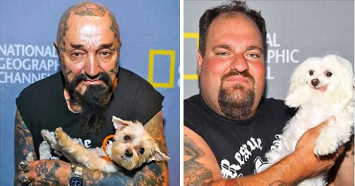 American Biker Gang Hunts Dog Fight Rings And Saves Animals From Abusive Owners