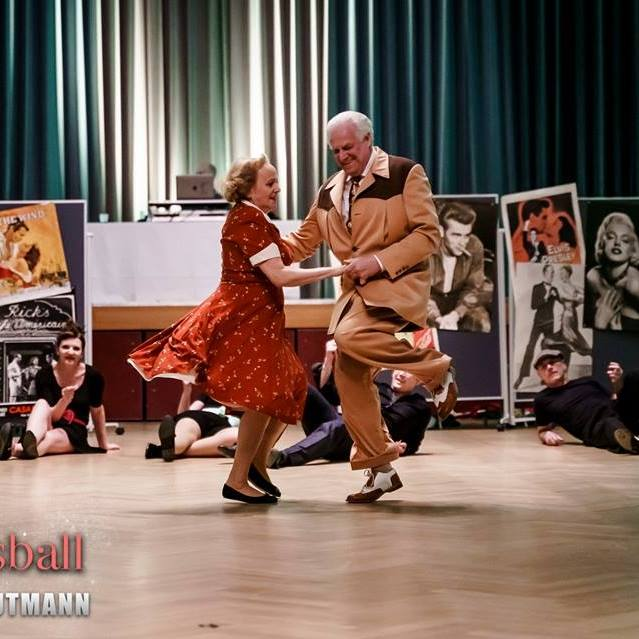 Older Austrian Couple Does Incredible Dance Routines