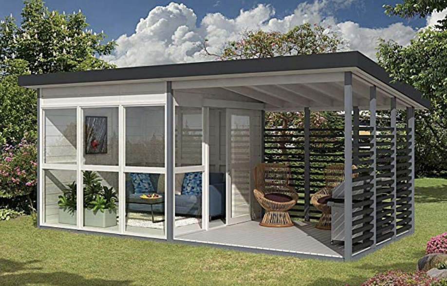 Diy Guest House Available On Amazon Takes Just 8 Hours To Build And Is Cheaper Than You'd Think