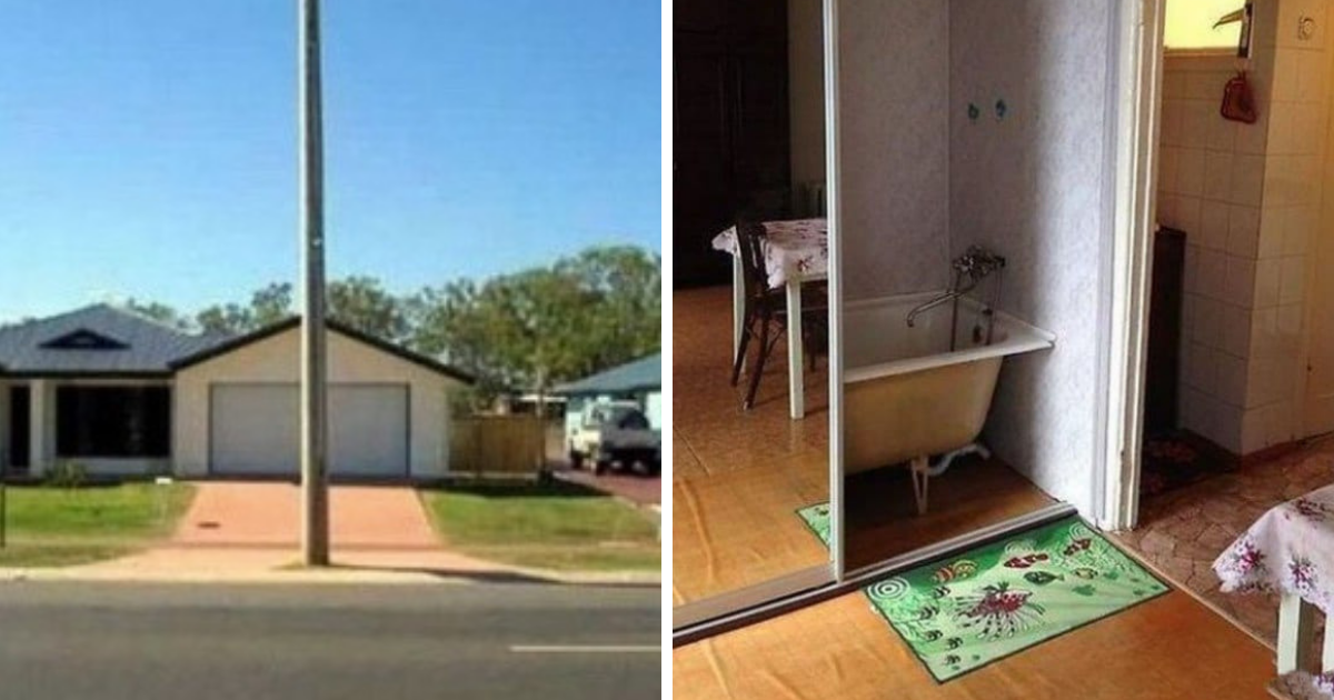 50 Hilarious Home Design Fails That Are So Cringe Worthy It Hurts