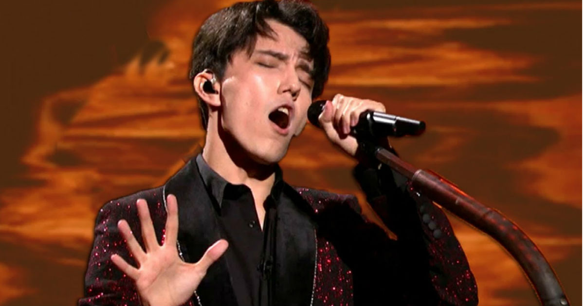 Singer Stuns Judges With His Six-Octave Vocal Range