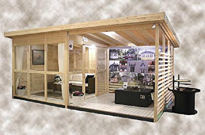 Amazon Selling DIY Guest House That Can Be Built In 8 Hours