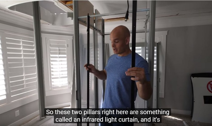 Here's How One Man Built A Personal Elevator In His Home