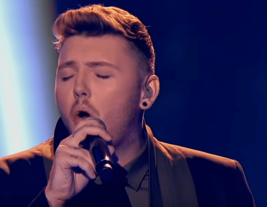 James Arthur's Final Song On 'X Factor' Was A Show Stopper