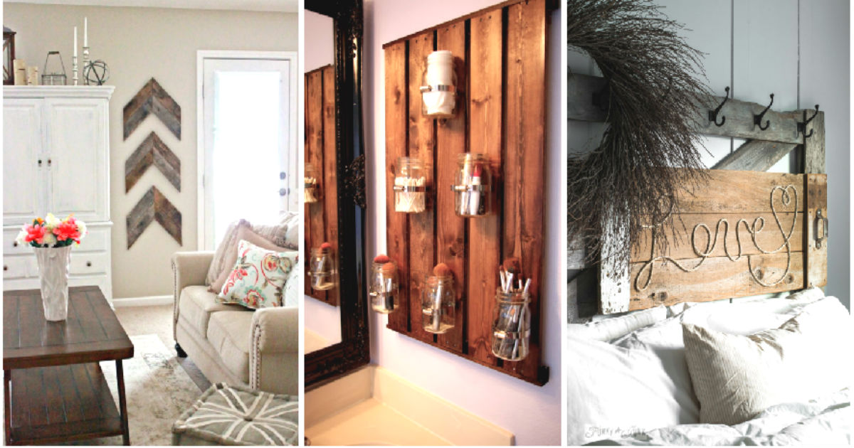 65 Easy Inexpensive Diy Projects For Decorating Your Home