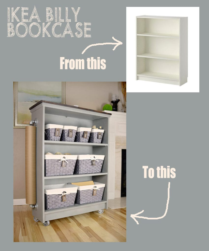 60 Ways To Turn An Ugly Bookcase Into Gorgeous Furniture