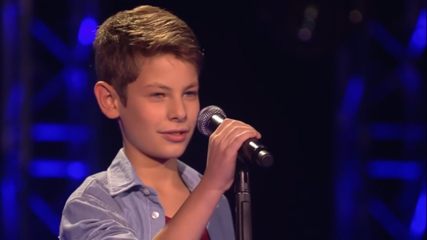 Young Boy Sings Another One Bites The Dust And Judges Love It