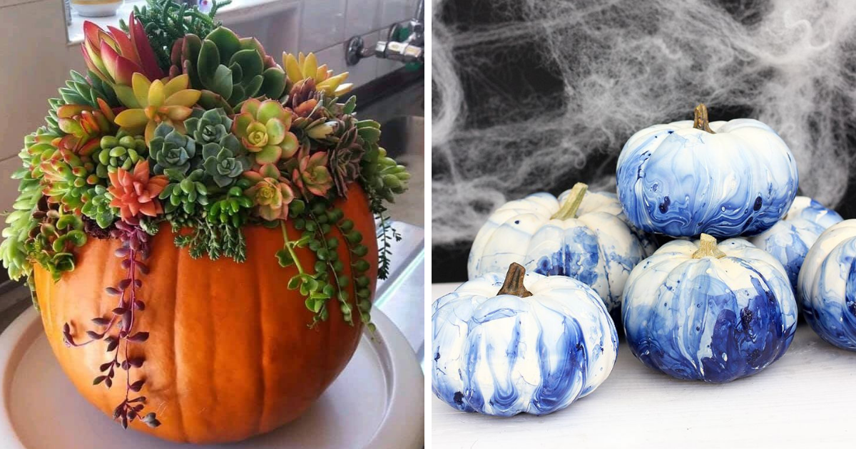 55 Beautiful pumpkin DIY projects to try this year
