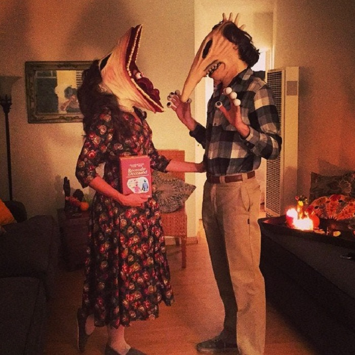 60 Creative Couples That Have Serious Fun At Halloween