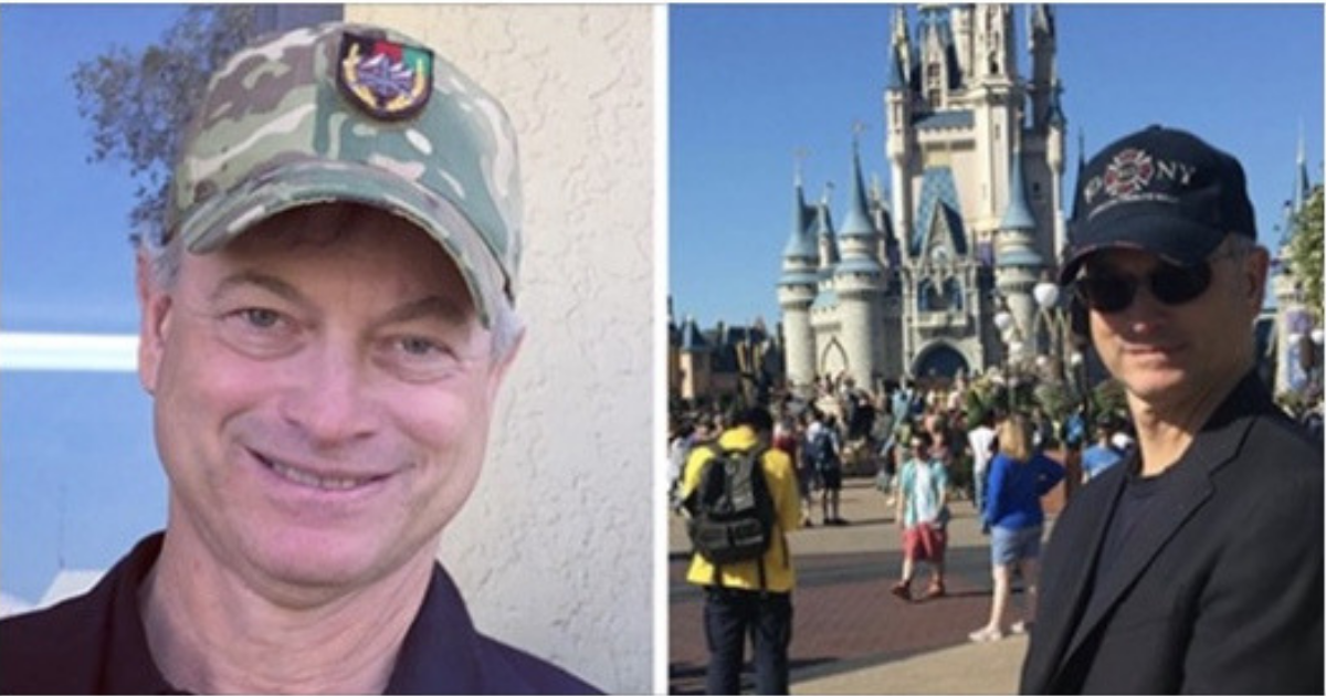 Actor treats 1,750 kids of fallen soldiers to a trip to Disney World – pays for everything
