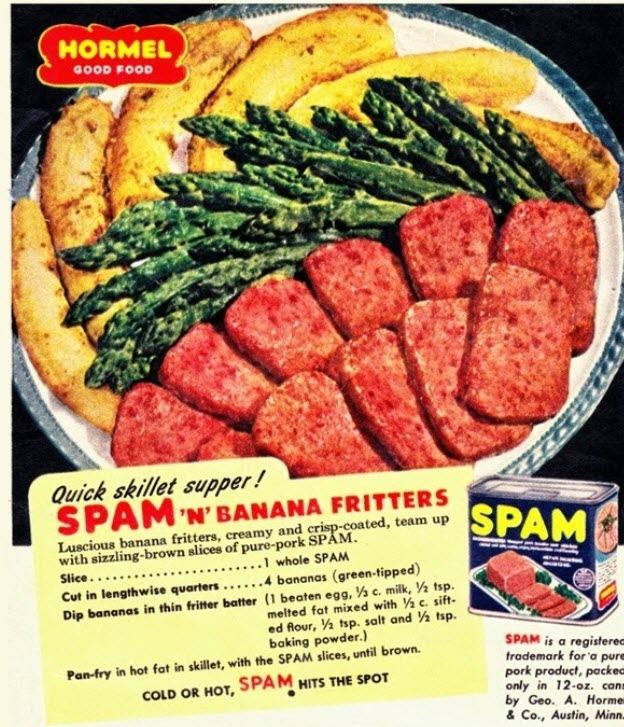 Spam_And_Bananas