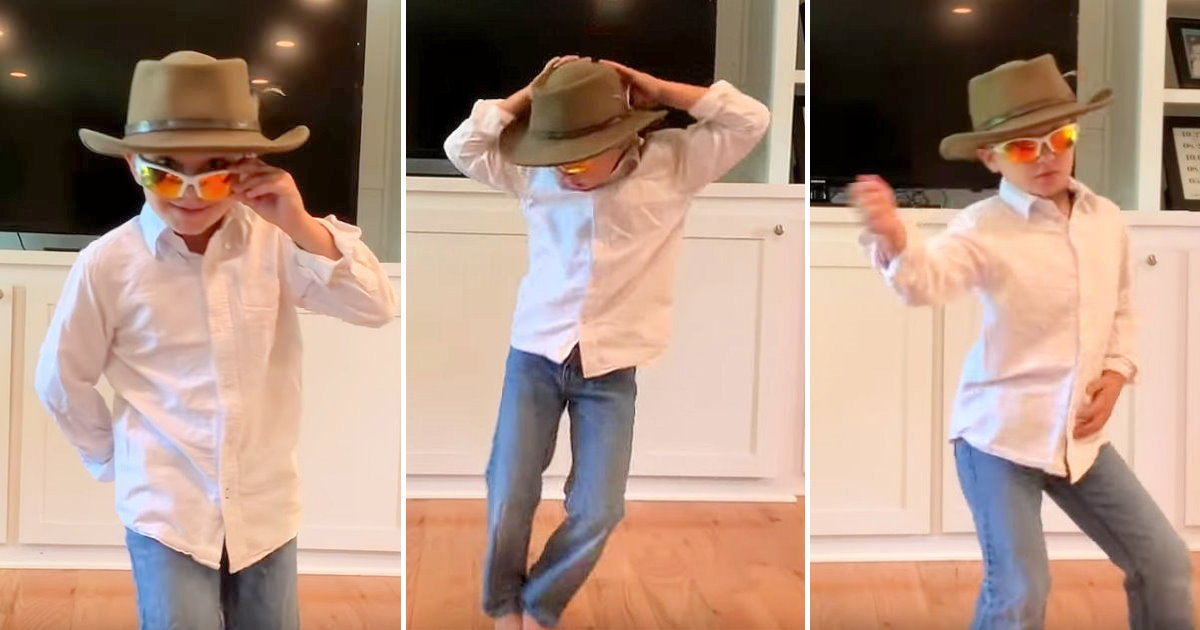 do the two step and cowboy boogie song