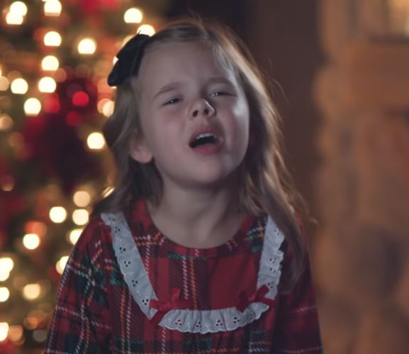 Claire's Newest Christmas Song Captivates Hearts