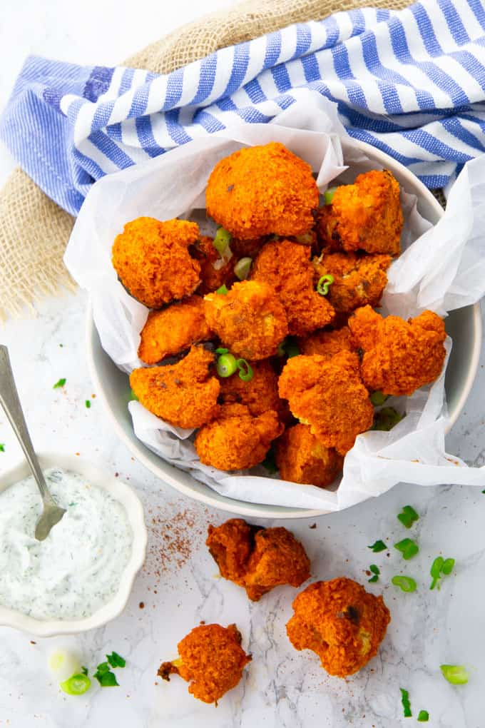 https://veganheaven.org/recipe/cauliflower-buffalo-wings/