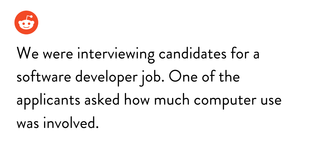 60 Recruiters And Managers Share Hilariously Terrible Things That People Said And Did During An Interview