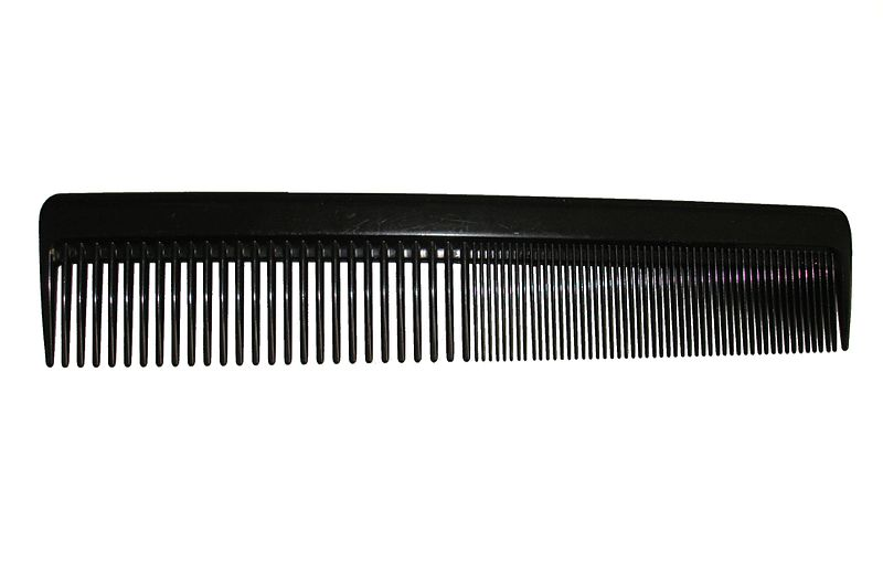 https://commons.wikimedia.org/wiki/File:Black_Comb.jpg