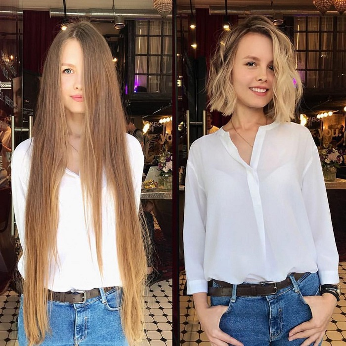 75 Woman Who Bravely Cut Their Hair Short And Look Gorgeous