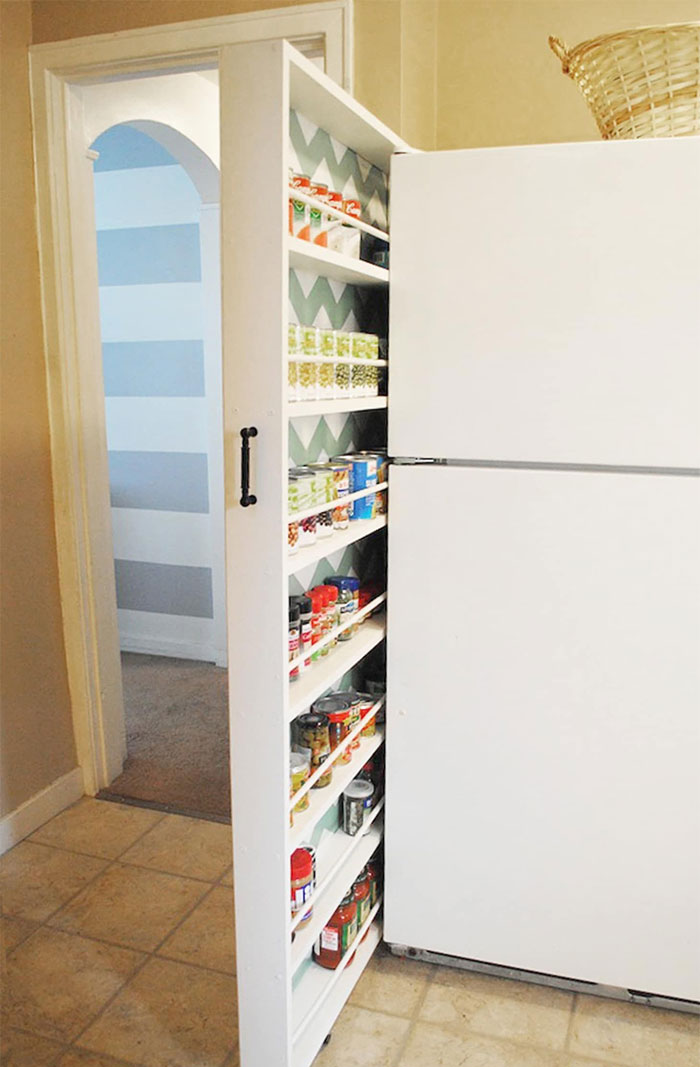 https://www.reddit.com/r/SpaceSavingFurniture/comments/dfyy43/a_slideout_pantry_in_6_inches_of_space/