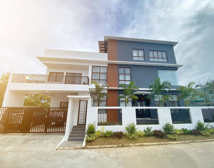 Jayvee's New Dream Home for His Adopted Parents