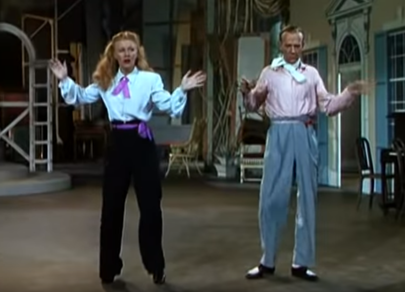 The Tap Routine Fred Astaire Said Was His Best With Ginger Rogers