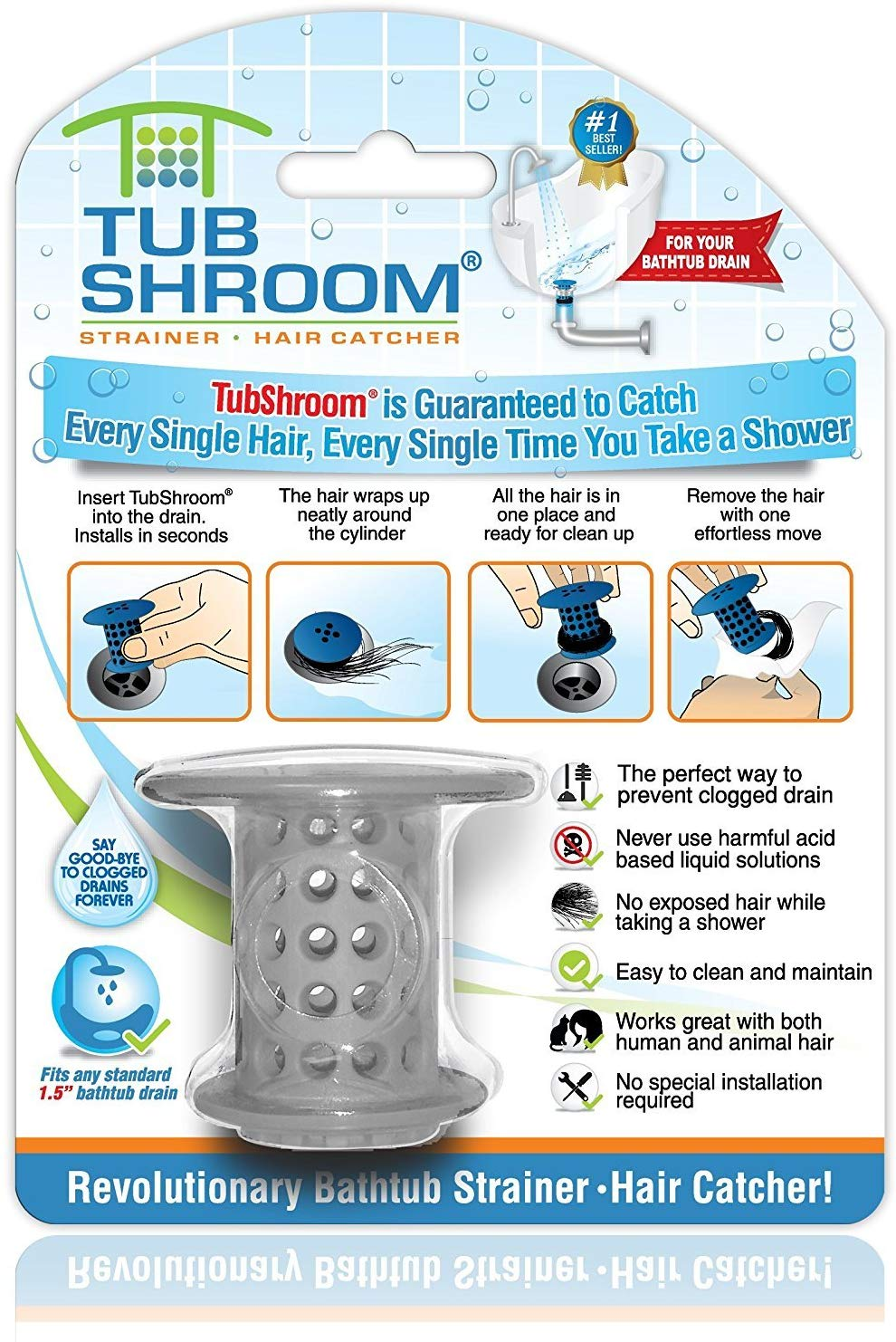 https://www.amazon.com/TubShroom-Revolutionary-Protector-Catcher-Strainer/dp/B01M0H7YC2/ref=as_li_ss_tl?keywords=tubscroom&qid=1556932601&s=gateway&sr=8-1-spons&psc=1&linkCode=ll1&tag=usatgallery-20&linkId=698002ff70f822a4890f6c6365e3a969&language=en_US