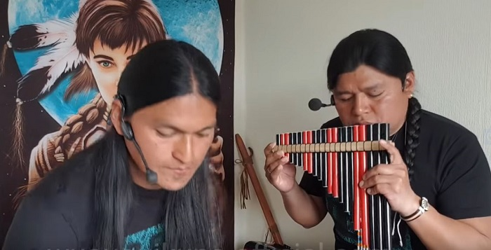 Two Brothers Play One Of The Most Beautiful Renditions Of Amazing Grace Ever Recorded