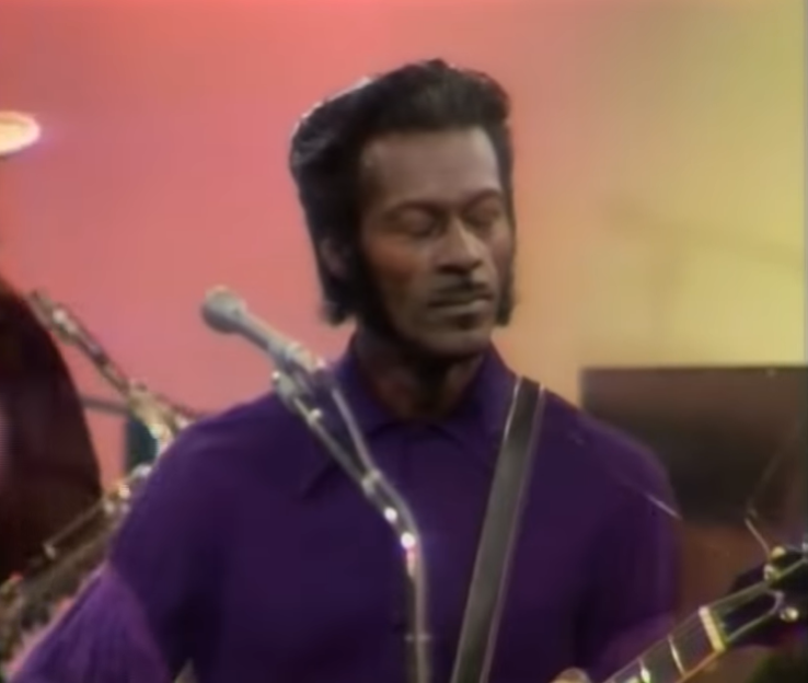John Lennon And Chuck Berry Team Up For Awesome Live Rock Duet
