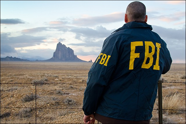https://commons.wikimedia.org/wiki/File:FBI_agent_overlooking_the_Shiprock_land_formation_on_the_Navajo_Nation.jpg