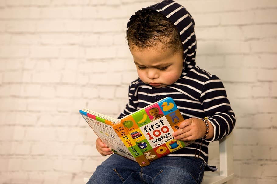 https://www.wallpaperflare.com/toddler-reading-kids-fashion-hooded-sweater-concentration-wallpaper-aonmr