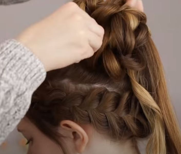 Sisters From Norway Create Beautifully Intricate Braids